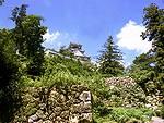 野面積の例 高知城 杉の段 天守